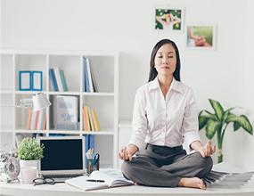Yoga, Meditation & Mindfulness To Improve Productivity At Work
